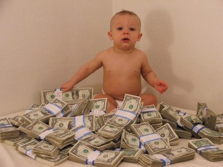 Baby-Piles-of-Money
