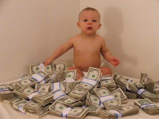 Baby-Piles-of-Money